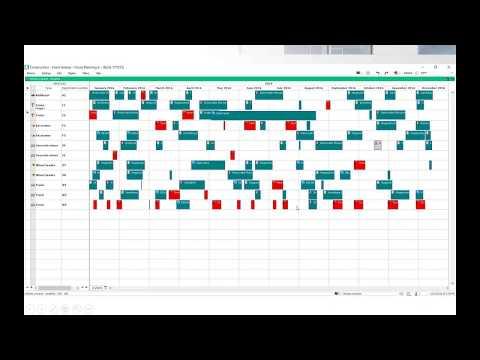 Video: Visual Planning een grafische all-in-one planningstool