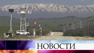 Дмитрий Песков прокомментировал скандальное заявление президента США о Голанских высотах.
