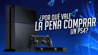5 Razones para comprar un PlayStation 4
