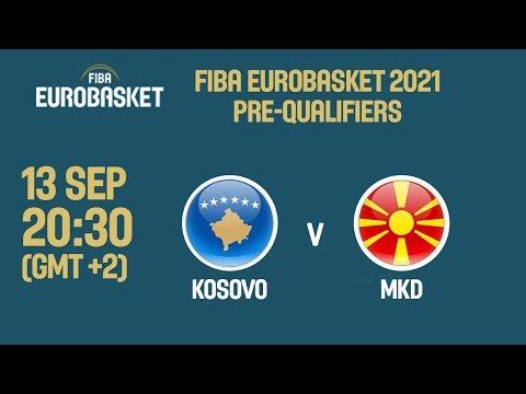 Kosovo v MKD - Full Game - FIBA EuroBasket 2021 Pre-Qualifiers 2019