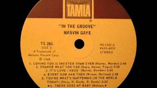 Marvin Gaye  - There Goes My Baby -  TAMLA 285