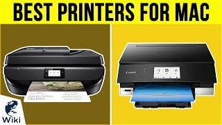 10 Best Printers For Macs 2019