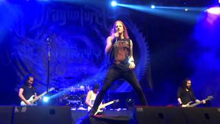 [HD] DragonForce - The Game - Live in Jogja, 5/5/2017 [FANCAM]