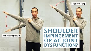 4 Tests to Differentiate Shoulder Impingement and AC Joint Dysfunction