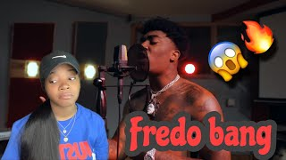 FREDO BANG TRUST ISSUES (REACTION)🔥🔥🤔