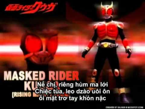 Cựa Gà - Kamen Rider Kuuga (Việt Sub Siêu Bựa)