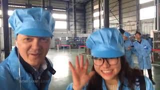 Визит в Китай на Маининг фермы GainBitcoin