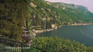 Milan, Italy and Lake Como