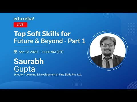 Top Soft Skills For Future & Beyond - Part 1 | Best Skills to Learn for ...