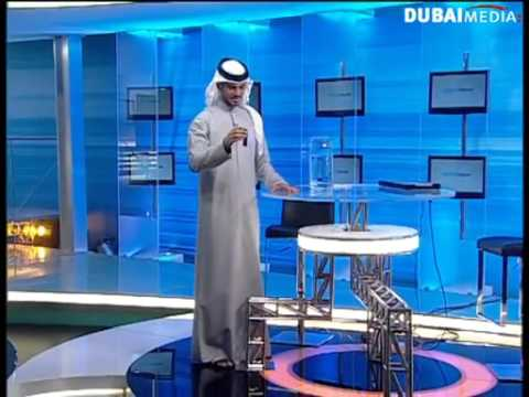 Technomedia - Dubai TV - 04 06 2012 - BenQ LM100 product review