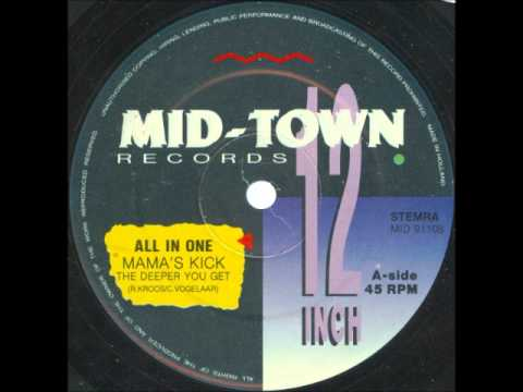 All In One - Mama's Kick