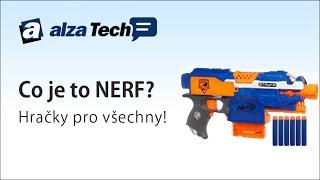 Co je to Nerf? - AlzaTech #5