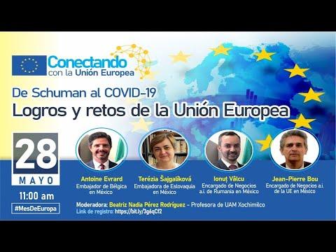 De Schuman al COVID-19: Logros y retos de la Unión Europea