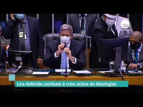 Lira defende combata à crise acima de ideologias – 23/03/21