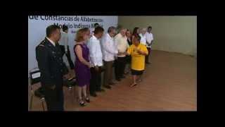 preview picture of video 'Culminan cursos de alfabetización en modalidad bilingüe a 142 personas indígenas'