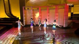 Wonder Girls - 2 Different Tears, 원더걸스 - 투 디퍼런트 티어스, Music Core 20100529