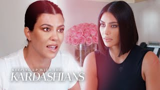 """The Kardashian sisters tell why they both saw red which left Khloe and Kendall shooketh on """"KUWTK."""" Check it out!  #KUWTK #KeepingUpWithTheKardashians #EEntertainment #KimKardashian #KhloéKardashian #KourtneyKardashian #KylieJenner #KendallJenner #KrisJenner  SUBSCRIBE: http://www.youtube.com/kuwtk  About Keeping Up With the Kardashians: """"Keeping Up with the Kardashians"""" takes viewers beyond the headlines and into the stories that dominate the news cycle and E! is the only destination to get the real story. Keep Up with the Kardashian-Jenner fam as they build business empires, face personal challenges, and share ups and downs together. Through all the epic moments, one thing remains the same… family always comes first. The Kardashian-Jenner clan continue to overcome it all through their unwavering love and commitment to each other.  Watch Keeping Up with the Kardashians Thursdays 8/7c only on E!  Connect with the Kardashians: Visit the KUWTK WEBSITE: http://bit.ly/KUWTKweb Like KUWTK on FACEBOOK: http://bit.ly/KUWTKfb  Follow KUWTK on TWITTER: http://bit.ly/KUWTKtwtr   About E! Entertainment: E! is on the Pulse of Pop Culture, bringing fans the very best original content including reality series, topical programming, exclusive specials, breaking entertainment news, and more. Passionate viewers can't get enough of our Pop Culture hits including """"Keeping Up with the Kardashians,"""" """"Total Divas,"""" and """"Very Cavallari."""" And with new original programming on the way, fans have even more to love.  Watch Full Episodes: https://e.app.link/wqh6VxoRu3  Connect with E! Entertainment: Visit the E! WEBSITE: http://eonli.ne/1iX6d8n Like E! on FACEBOOK: http://on.fb.me/1fzeamg Check out E! on INSTAGRAM: http://bit.ly/EInsta Follow E! on TWITTER: http://bit.ly/EEntTwitter  Why Did Kourtney & Kim Kardashian Get Physical? 