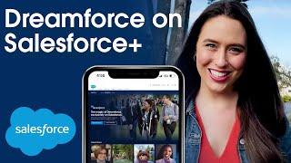 100 Hours of Dreamforce on Salesforce+