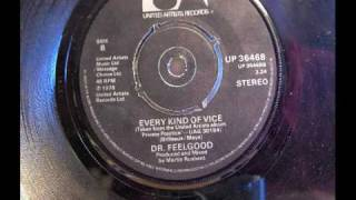 Dr Feelgood - Every Kind Of Vice 1978 United Artists Stereo