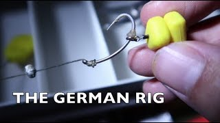 HOW TO CATCH CARP WITH THE GERMAN RIG