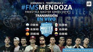 FMS ARGENTINA - Jornada 5 #FMSMendoza Temporada 2019