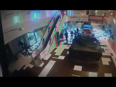 """Налет на ТЦ """"Кит"""" в Екатеринбурге"""