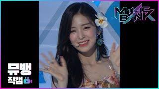 [4K] BUNGEE - 오마이걸 (OH MY GIRL) 아린 / 190809 뮤직뱅크 직캠