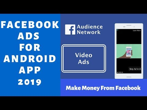 How to Setup Facebook Audience Network For Android | Facebook Audience Network APP Monetization