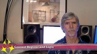 02 Register and Login
