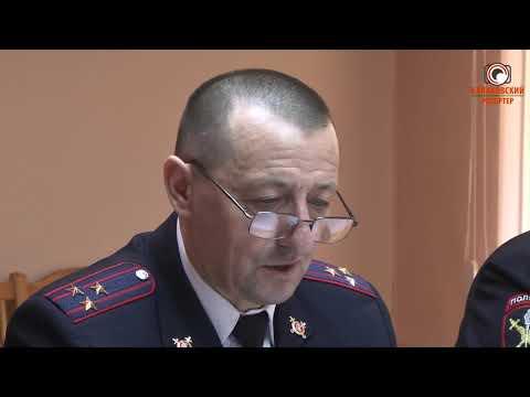 """А Астапович: """"В работе балаковской полиции есть негативные моменты"""""""