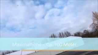 Arshiner Q5C Quadcopter baugleich mit Syma Q5C Indoor-, Kamera-, Outdoor- und Nachtflug