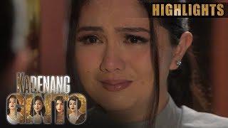 Daniela, itatago ang sikreto ng kanyang Ama kay Romina   Kadenang Ginto (With Eng Subs)