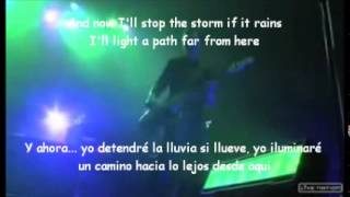 Angels and Airwaves-The Gift Lyrics y Subtitulos LIVE 2007