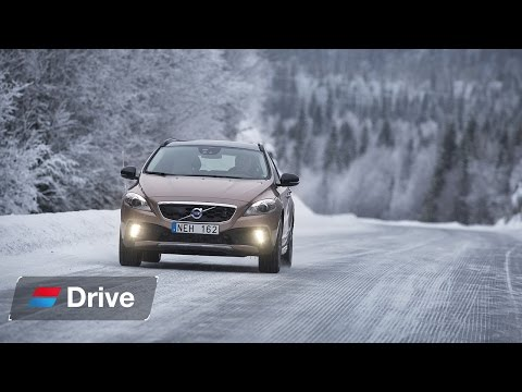 Volvo V40 Cross Country road trip