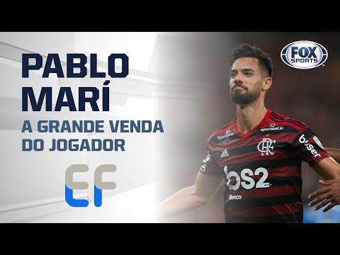 LUCRO GIGANTESCO COM PABLO MARÍ! Marcos Braz confirma venda ao Arsenal