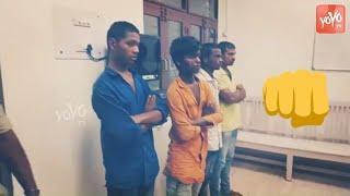 Disha Incident Exclusive Visuals Of Accused | Telangana News | YOYO TV Channel