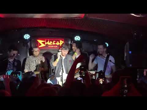 Alfred García - De la Tierra hasta Marte - Sala Sidecar, Secret Show 1016 Tour