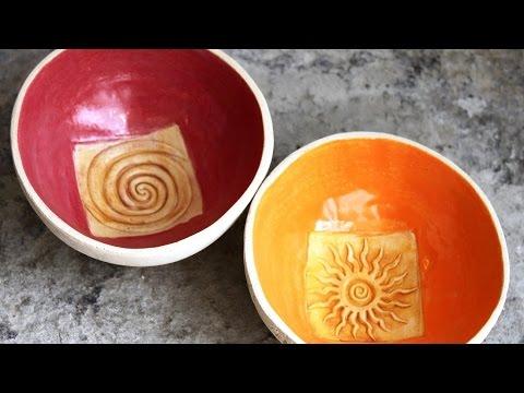 Keramik Teeschale