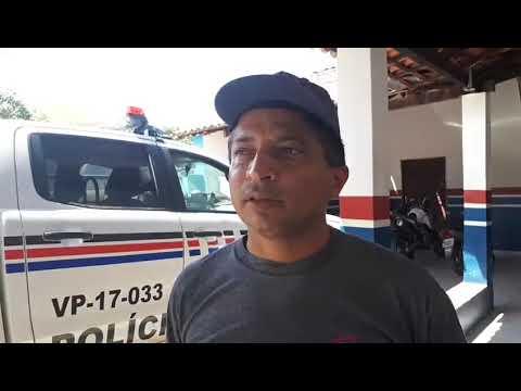 PM de Barão de Grajaú prende homem suspeito de praticar furto