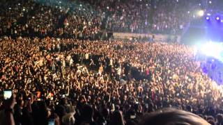 ASAP Rocky the o2 17/10/15 wild for the night drop
