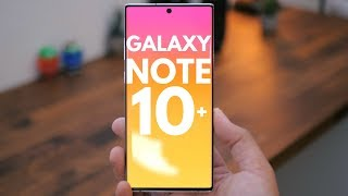 Samsung Galaxy Note10+ Review: Pricey, powerful polish