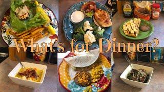 What's for Dinner?| Family Meal Ideas| November 12-18, 2018