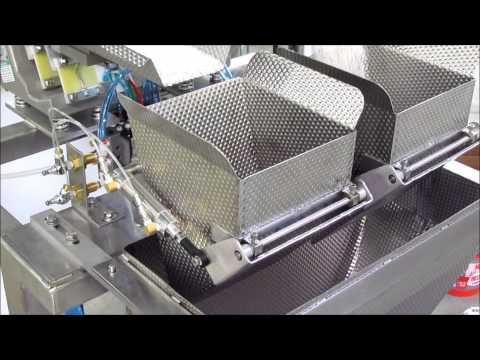 Vibratory Filler Model AVF210-HD | All-Fill Inc VF-HD Series