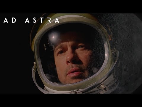 Moon Landing Featurette for SciFi Ad Astra with A Bit More