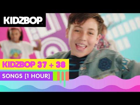 KIDZ BOP 37 & KIDZ BOP 38 Songs [1 Hour]