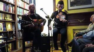 """Live From the Ervin's ~ John Doyle & Duncan Wickel ~ """"Little Sparrow"""""""