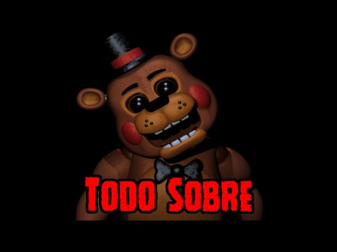 Todo Sobre Toy Freddy De Five Nights At Freddy's 2 | FNAF 2