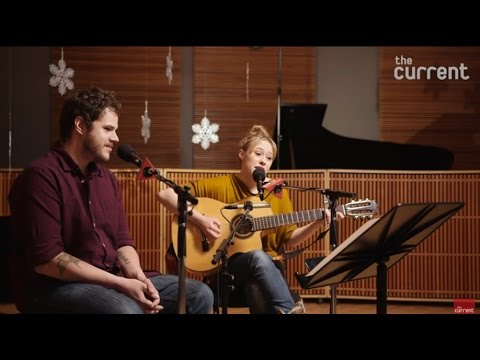 Lydia Liza and Josiah Lemanski – Baby It's Cold Outside (Live on The Current)