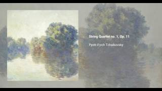 String Quartet no. 1, Op. 11