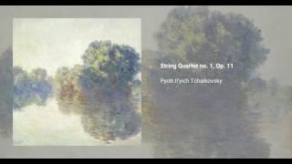 String Quartet no. 1, Op. 11